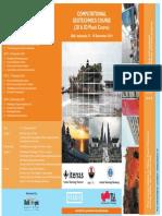 Computation Geotechnics Courses