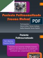 Paciente Politraumatizado (Traumatismo Abdominal)