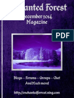 December 2014 Enchanted Forest Magazine