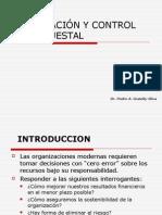 Elaboración y Control Presupuestal (AGROBANCO 2)