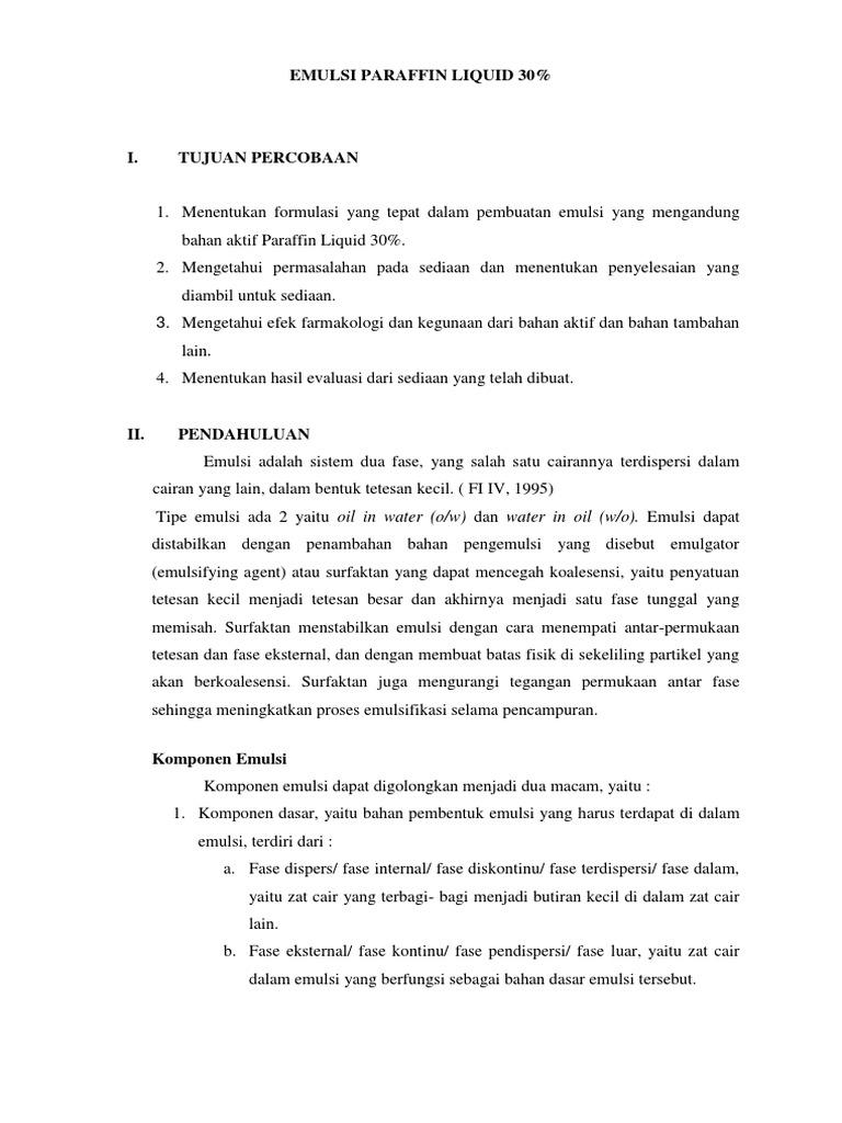 contoh jurnal emulsi
