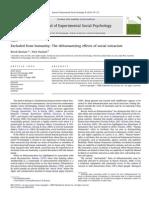 Journal of Experimental Social Psychology 46 (2010)