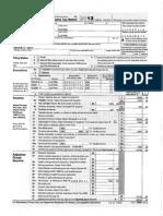 marylynn huggins - clifden fed tax return 2013