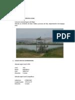 Monografia - Santuario Lagunas de Mejia