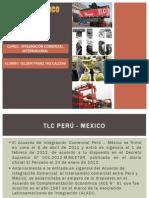 Tlc Perú - México