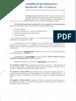 ACTA DE ASAMBLEA DE ARRENDATARIOS Y PERMISIONARIOS