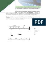 Ejemplo 5 Capitulo 3 Analisis Portico Indeterminado Metodo cross