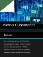 Micosis-subcutaneas