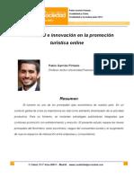 08_Creatividad e Innovacion en La Promocion Turistica Online