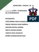 Centro Universitario Ciencias de La Salud