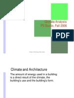 Climate AnalysisP3studio