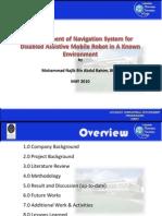 UTP-LE2I_Mobile Robot Navigation System