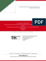 Factores Clave de Éxito Para Una Implantación Exitosa Del Sistema de Gestión Estratégica -Balanced S