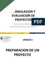 Formulacion de Proyectos
