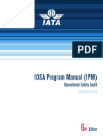 IOSA Program Manual