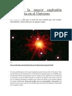 Detectan la mayor explosión jamás vista en el Universo.pdf