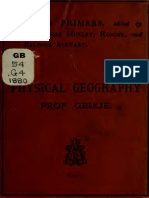 Physical Geography 1883