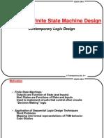 Finite State Machine Design