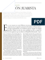 Profesión Juarista_por Enrique Krauze