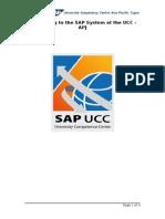 Installation SAPGUI for Windows for E73