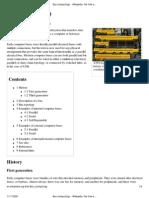 bus (computing) - wikipedia, the free encyclopedia