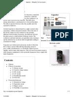 capacitor - wikipedia, the free encyclopedia