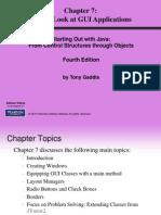 CSO Gaddis Java Chapter7