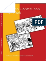 Class 11 Political Science India Constitution at Work