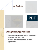 Fault Tree Analysis  FTA methode analisis  pohon