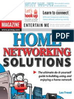 PC Magazine - Home Networking Solutions (2nd Edition)