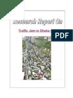 Research on Traffic Jam