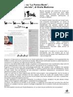 """26 Novembre 2014 - """"Amata tela"""" di Giulia Madonna, recensione su """"La Fenice Book"""""""