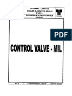 Control Valve - Mil