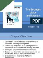 2. Vision & Mission