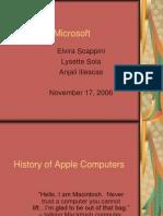 Apple vs Microsoft1968