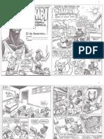 Quadrinhos Sobre Consciencia Negra