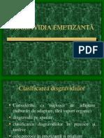 DISGRAVIDIA EMETIZANTA