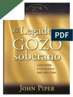 Piper John - El Legado Del Gozo - Limon