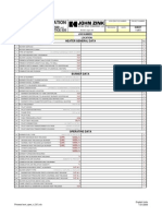 Process Burner Data Sheet