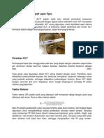 Pengertian Kromatografi Lapis Tipis
