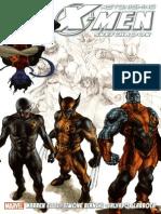 Astonishing - X-Men SketchBook