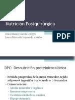 Nutrición Postquirurgica veterinaria