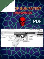 Book of Gun Patent Drawings 1