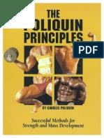 Charles Poliquin the Poliquin Principles