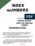 Index Number