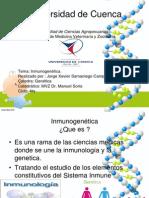 inmunogenetica