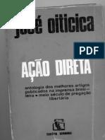 José Oiticica Ação Direta