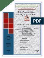Informe de Laboratorio - Ensayo de Corte Directo