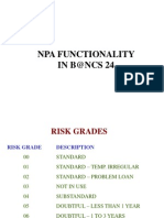 Chapter 10 - NPA Functionality1