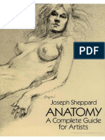 Anatomy a Complete Guide for Artists
